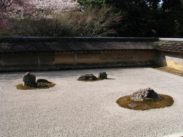 Ryoanji, Kyoto - Image by Stephane D'Alu