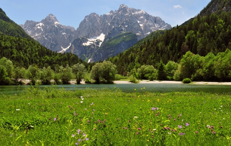 The Julian Alps - Image by Michael Gabler