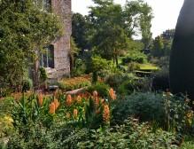 The Cottage Garden in September.